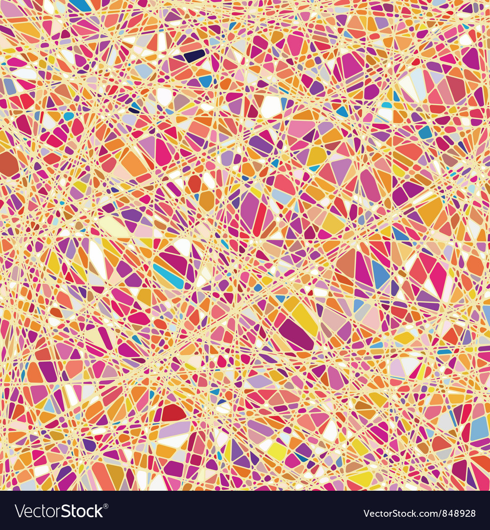 Stained glass texture vector | Price: 1 Credit (USD $1)