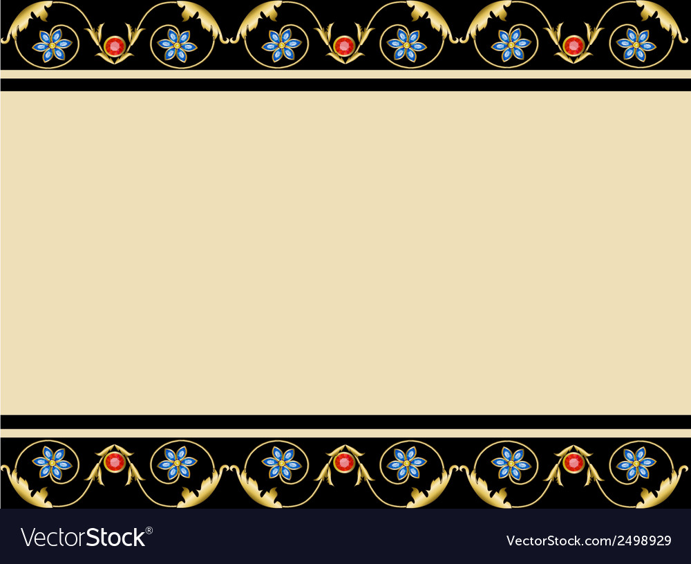 Background with jewelery vector | Price: 1 Credit (USD $1)