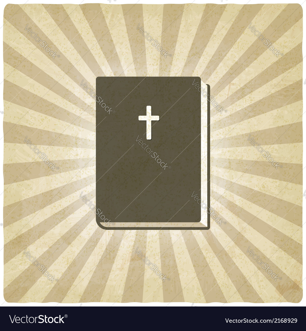 Bible old background vector | Price: 1 Credit (USD $1)