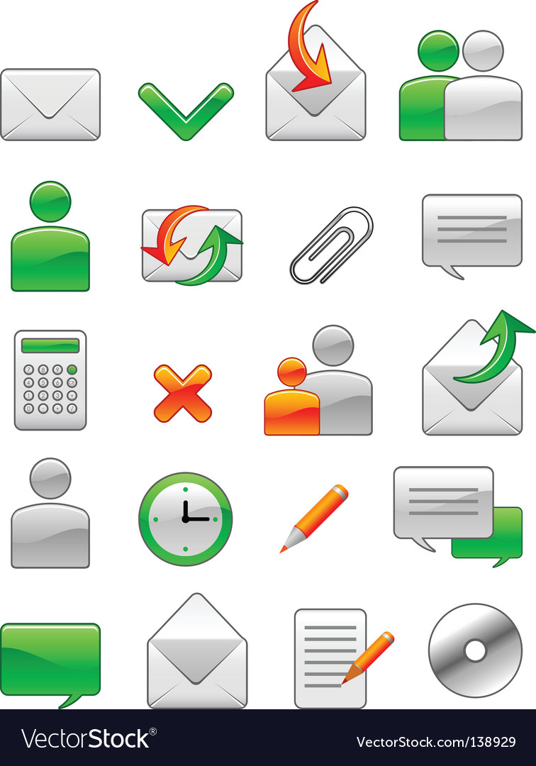 Office web icon vector | Price: 1 Credit (USD $1)