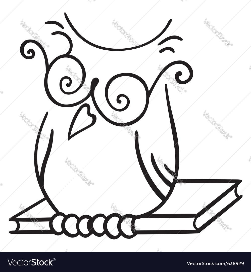Wisdom symbol vector | Price: 1 Credit (USD $1)