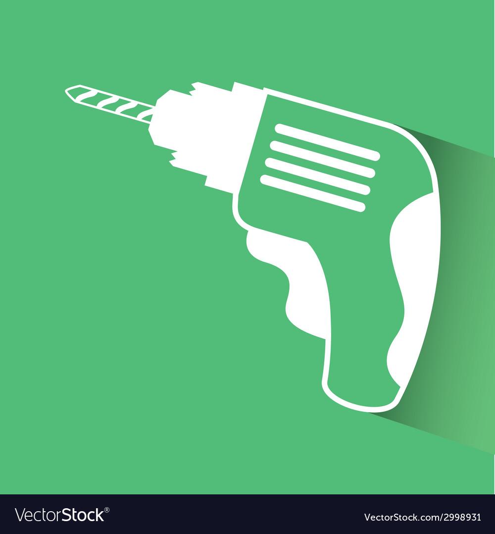 Drill design vector | Price: 1 Credit (USD $1)