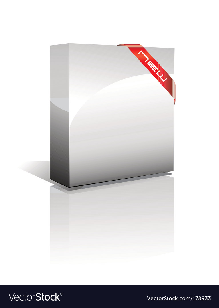 Box vector | Price: 3 Credit (USD $3)