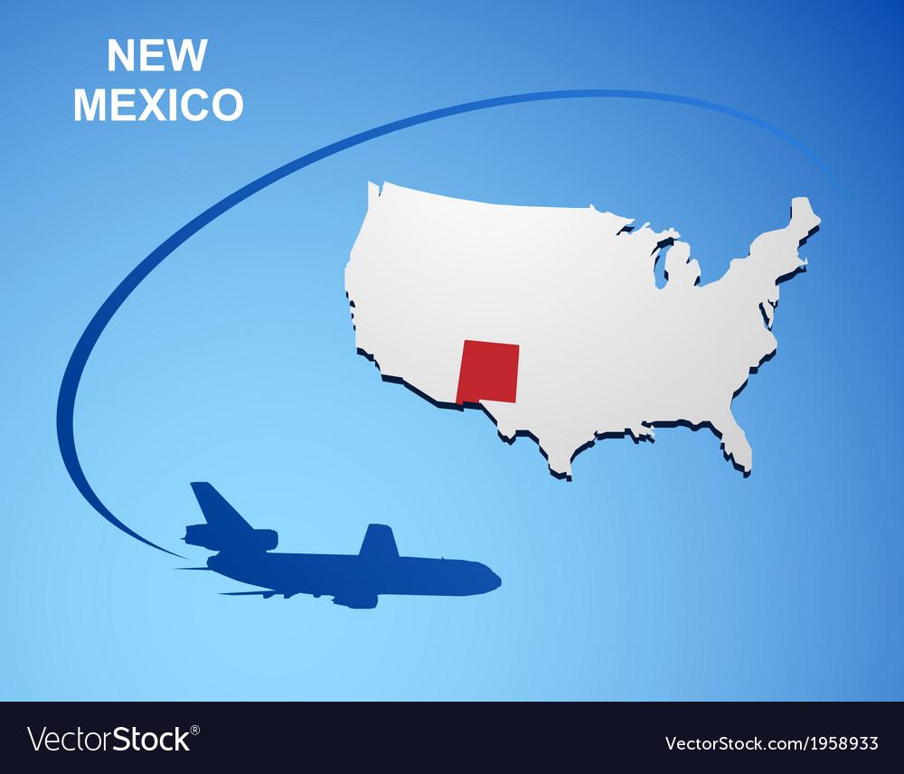 New mexico vector   Price: 1 Credit (USD $1)