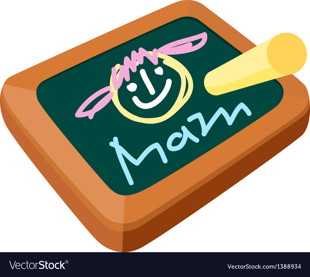 Icon black board vector | Price: 1 Credit (USD $1)