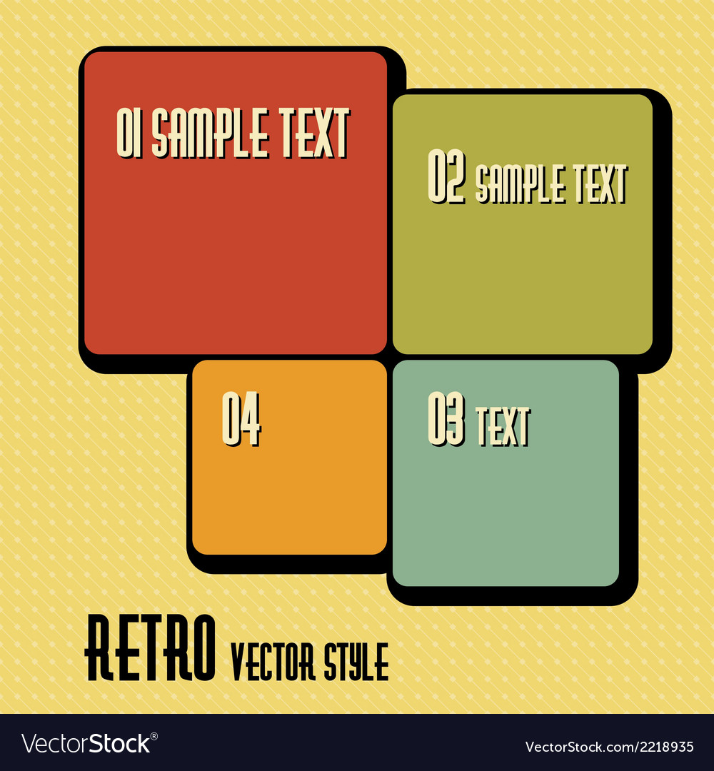 Retro vector | Price: 1 Credit (USD $1)