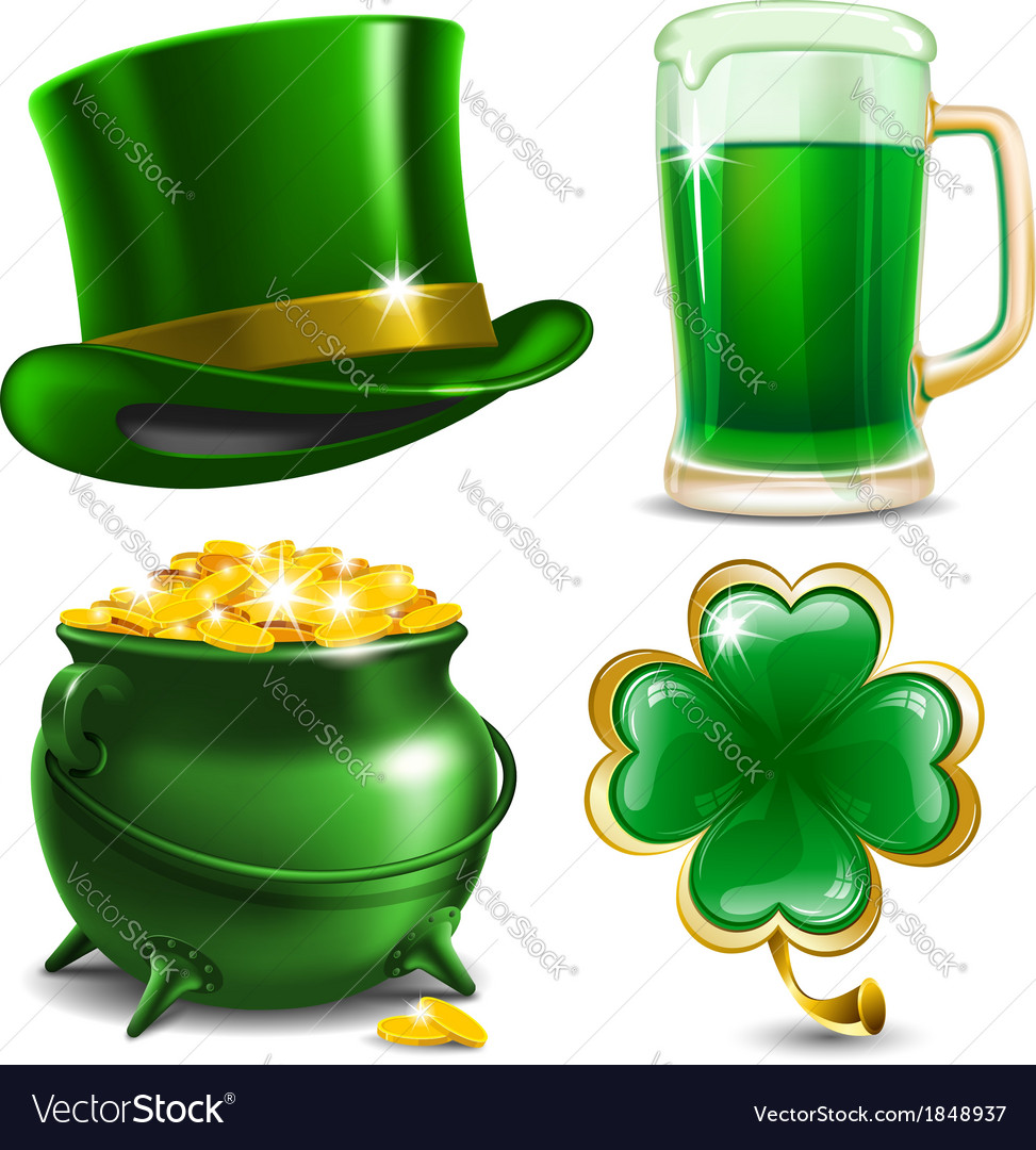 Saint patricks day vector | Price: 5 Credit (USD $5)