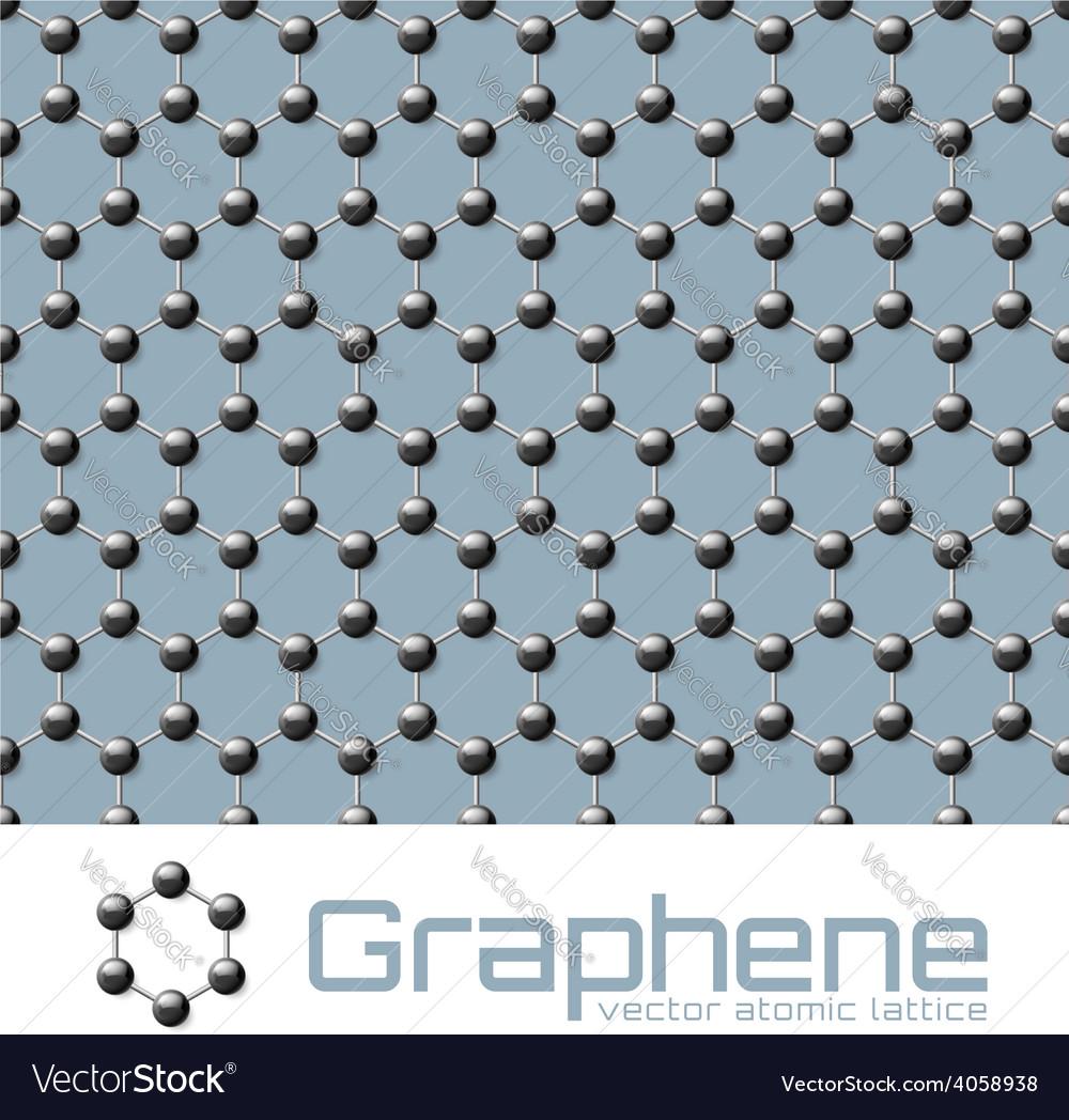 Graphene vector | Price: 1 Credit (USD $1)