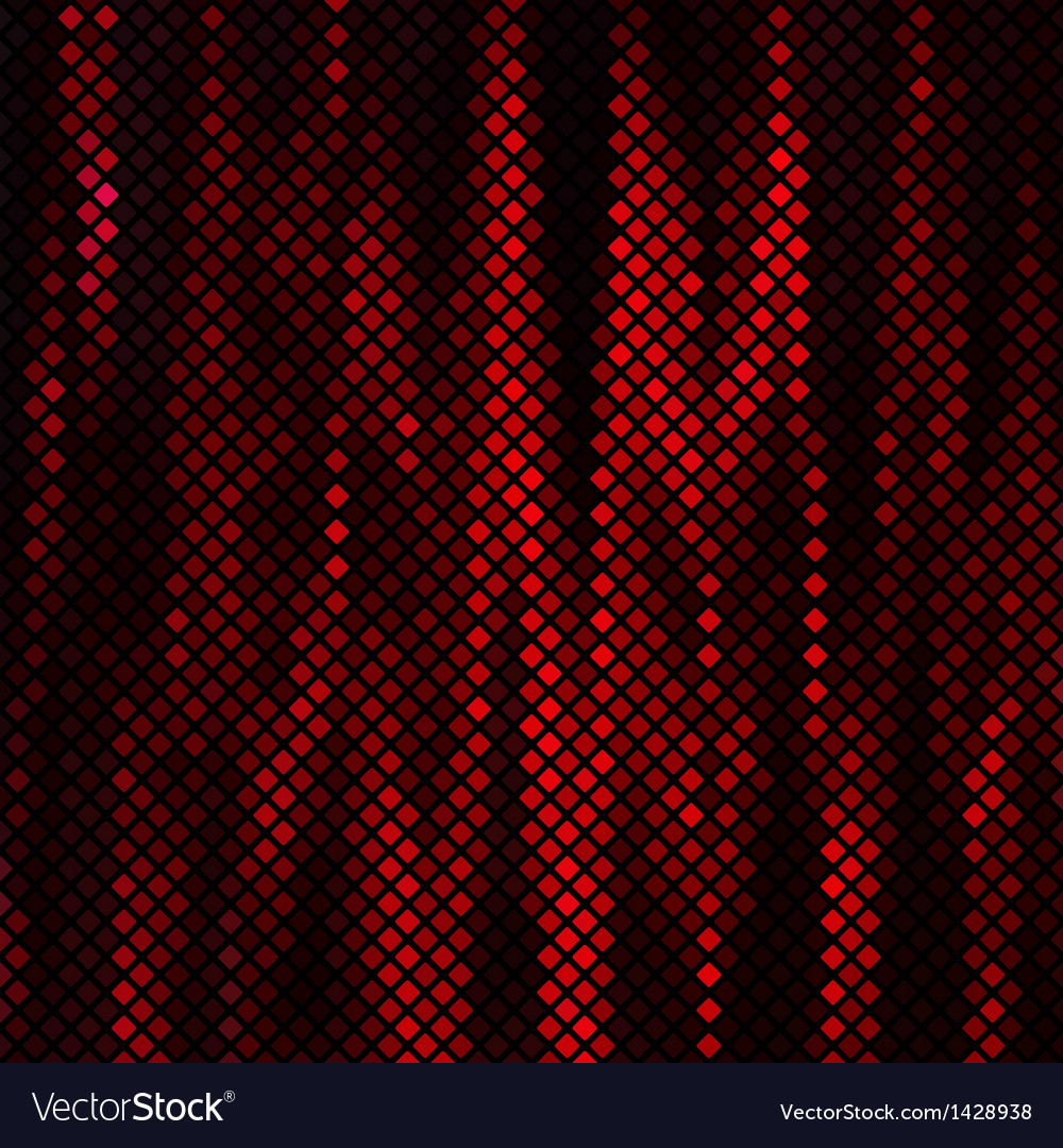 Neon red abstract background vector | Price: 1 Credit (USD $1)