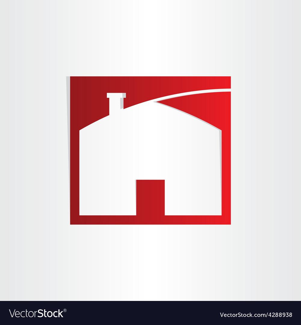 Sweet home icon design vector   Price: 1 Credit (USD $1)