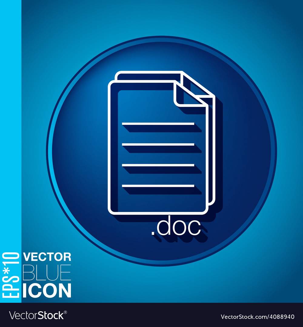 Document icon paper sheet vector   Price: 1 Credit (USD $1)