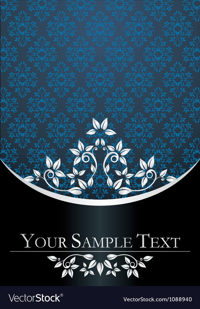 Elegant invitation vector | Price: 1 Credit (USD $1)