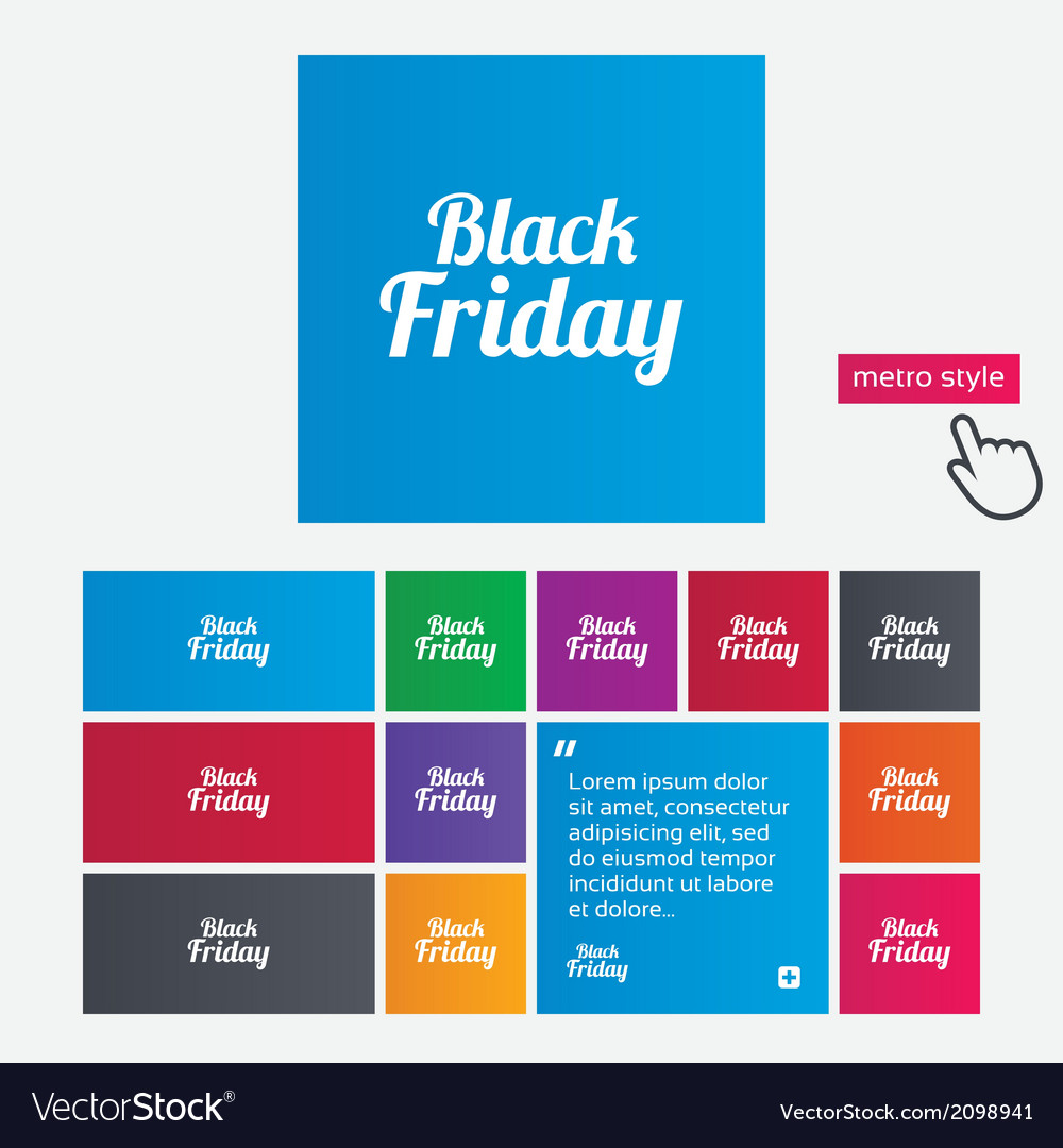 Black friday sale icon special offer symbol vector   Price: 1 Credit (USD $1)