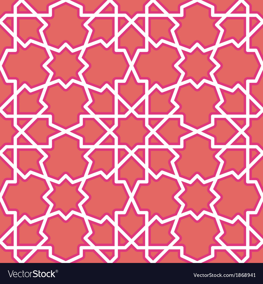 Moroccan tile vector | Price: 1 Credit (USD $1)