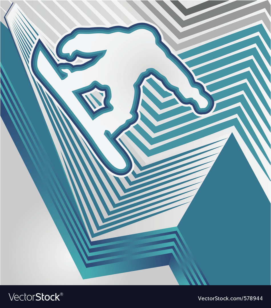 Abstract sports vector | Price: 1 Credit (USD $1)
