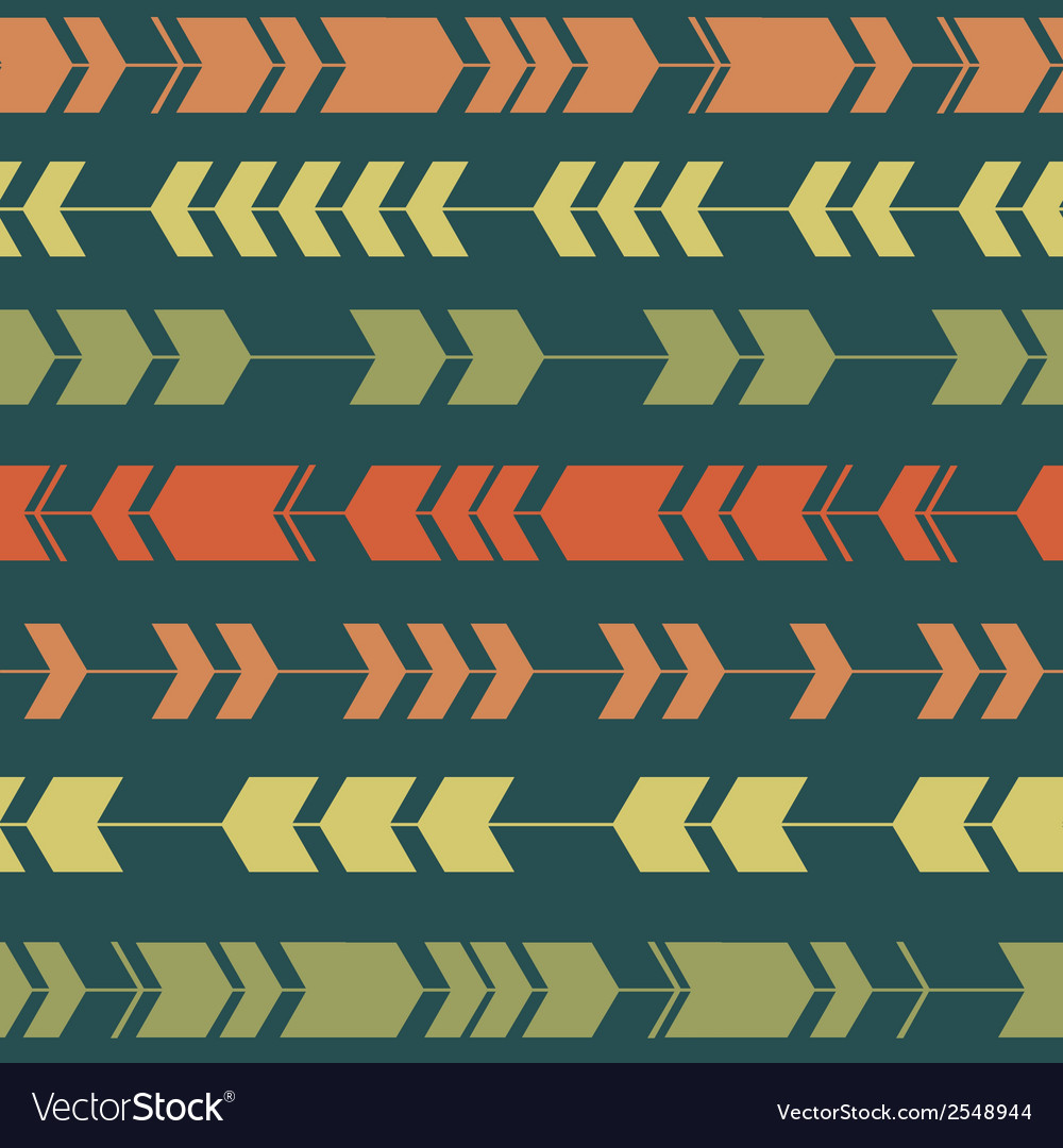 Seamless colorful decorative ethnic pattern vector   Price: 1 Credit (USD $1)