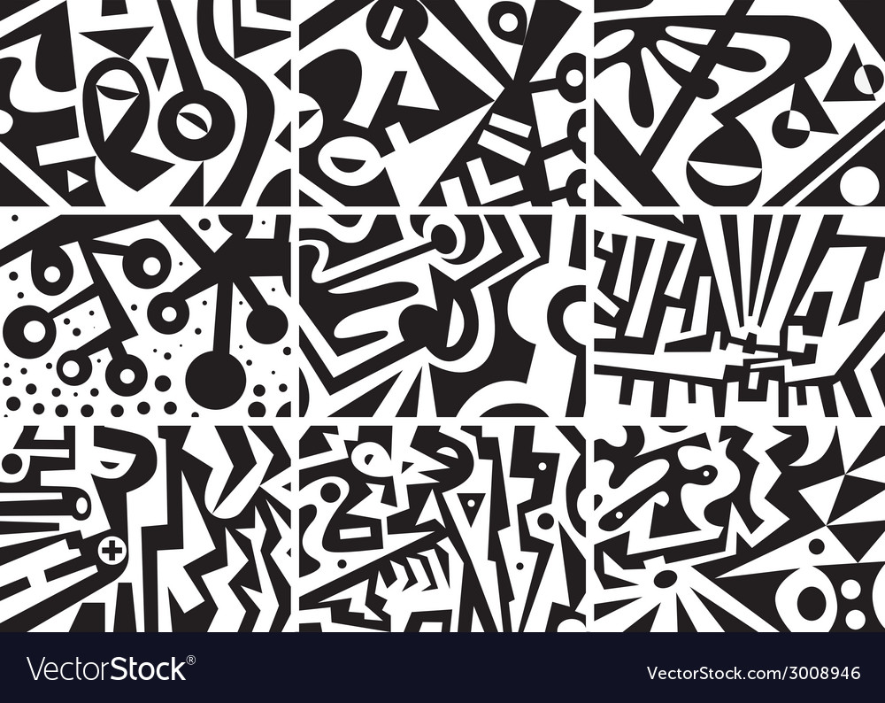 Abstract graphic vector | Price: 1 Credit (USD $1)