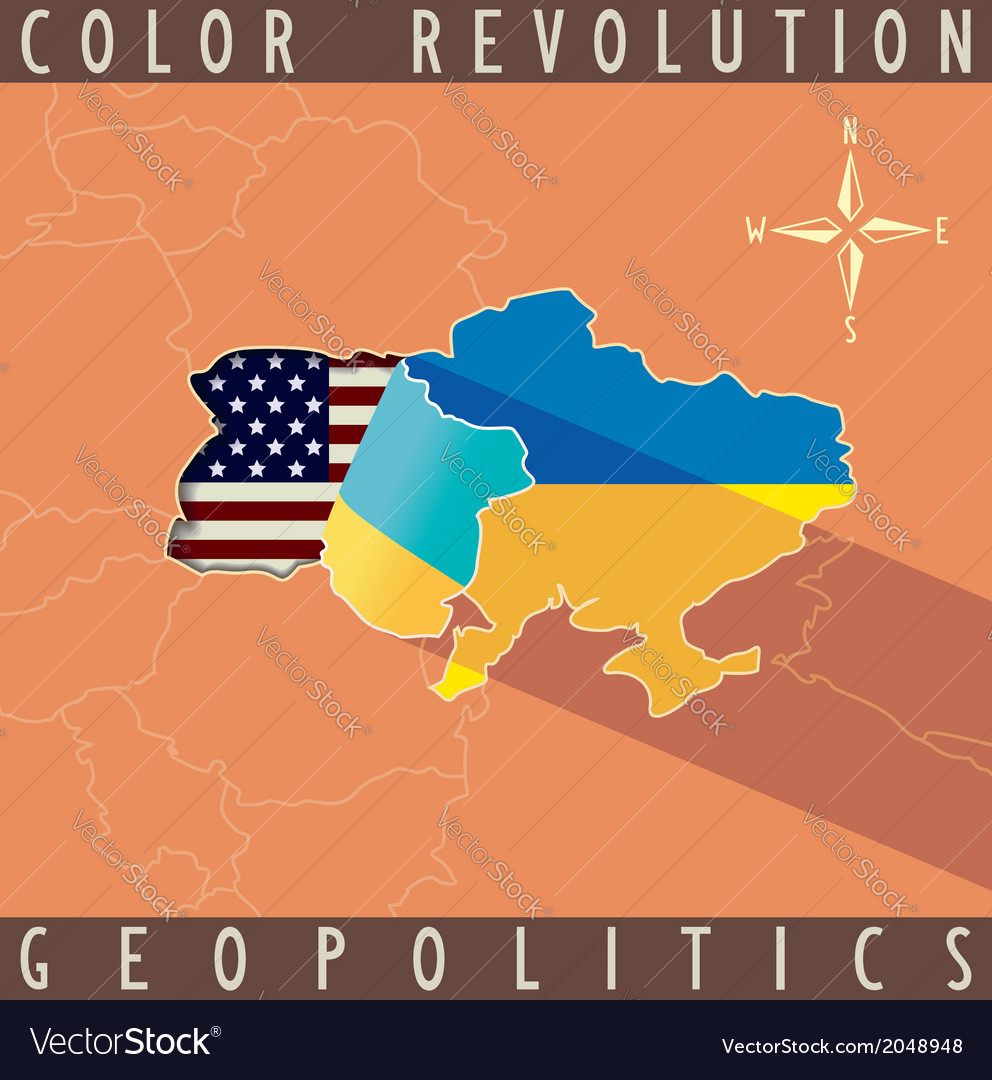 Crisis in ukraine vector | Price: 1 Credit (USD $1)