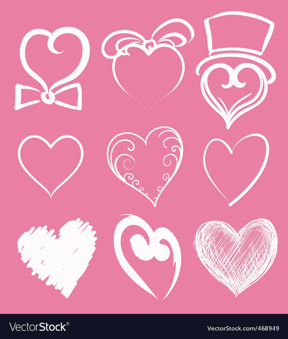 Heart suite vector | Price: 1 Credit (USD $1)