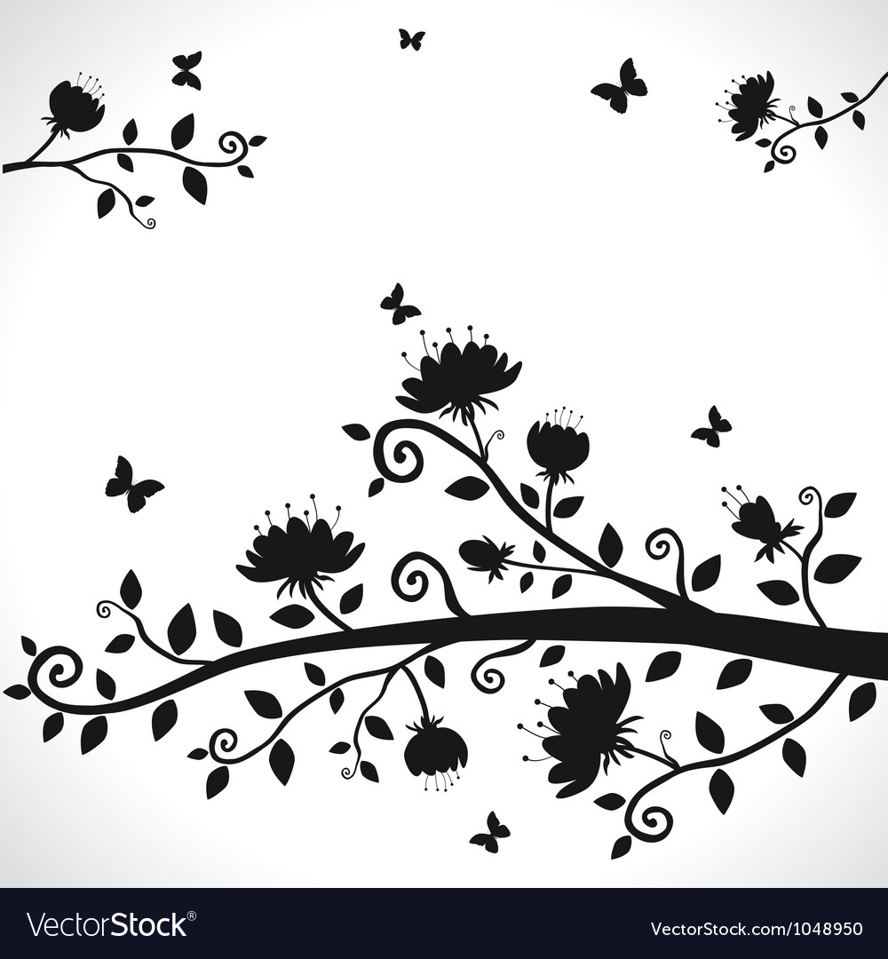 Flower vector | Price: 1 Credit (USD $1)