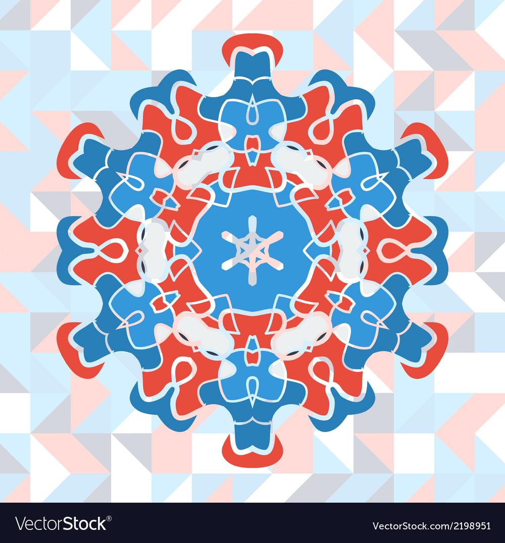 Mandala art vector | Price: 1 Credit (USD $1)