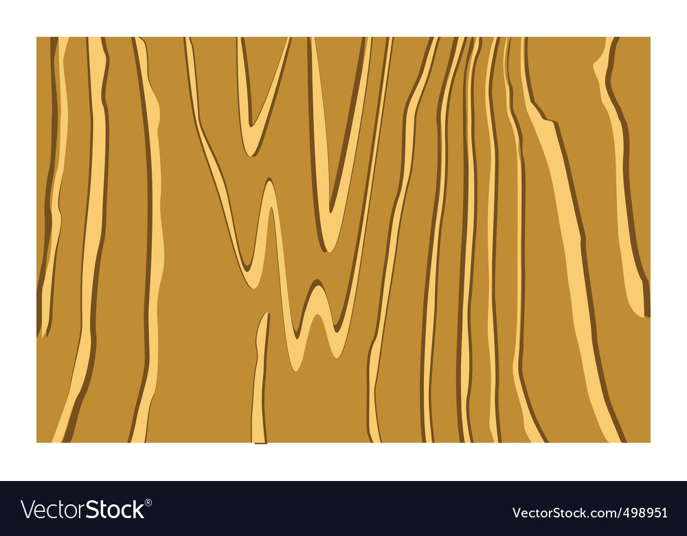 Wooden retro background vector