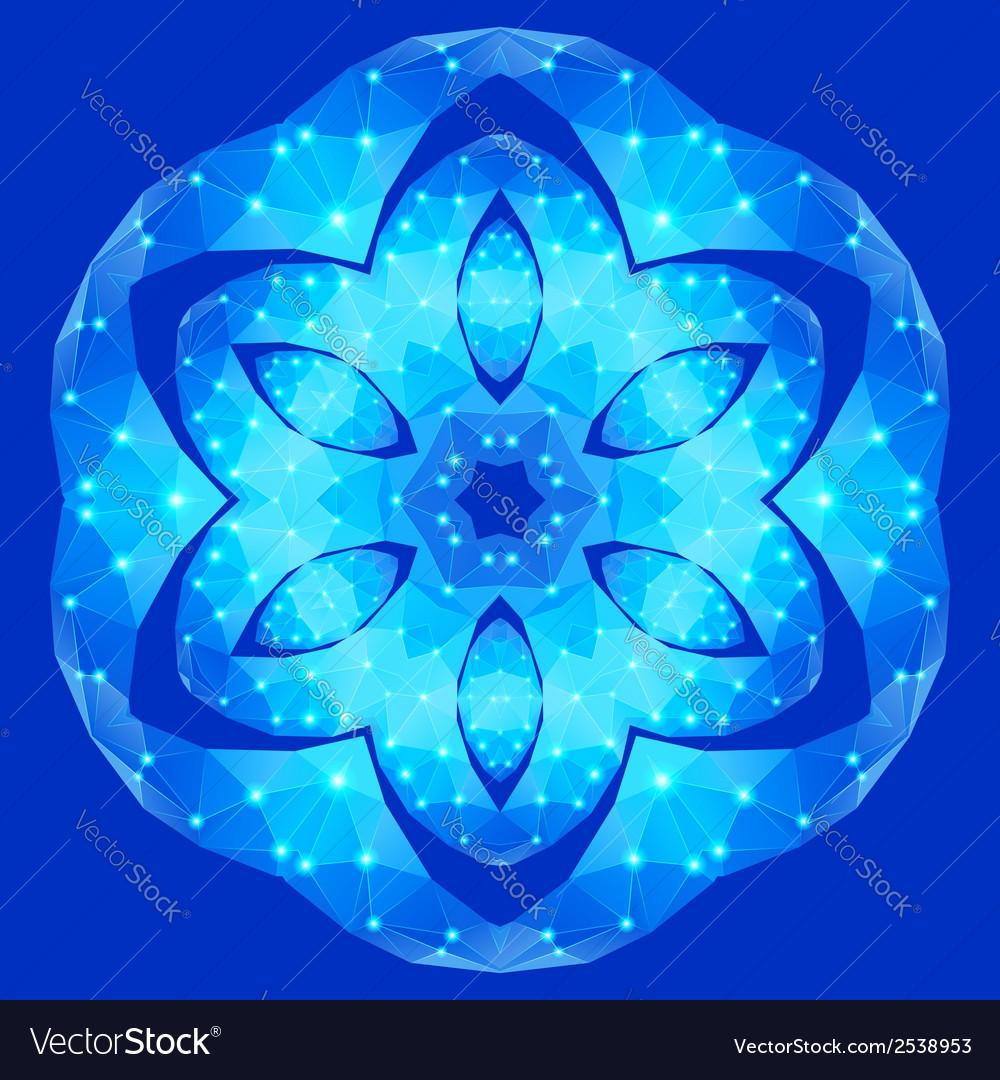 Polygonal geometric constellations vector | Price: 1 Credit (USD $1)