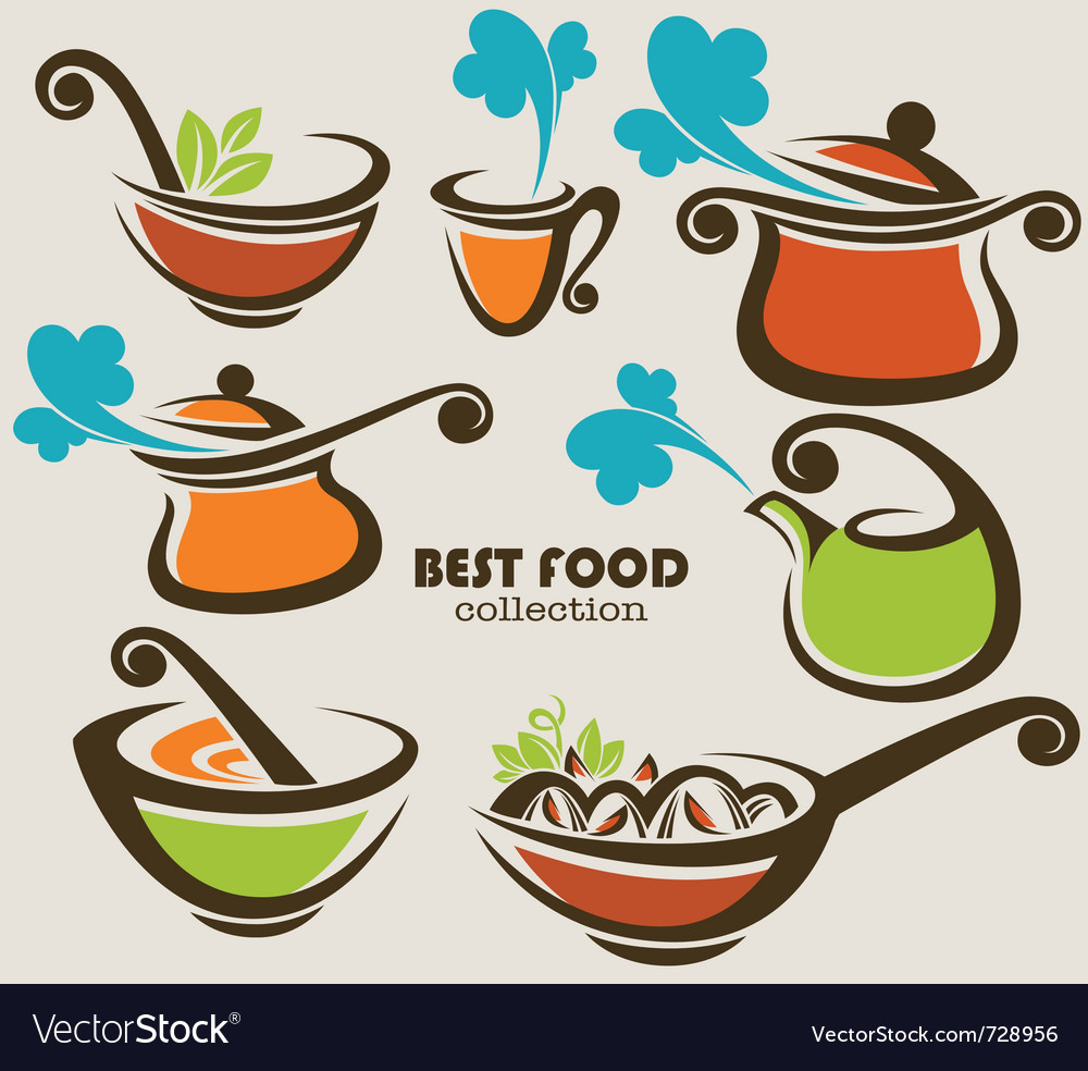 Best food vector | Price: 1 Credit (USD $1)