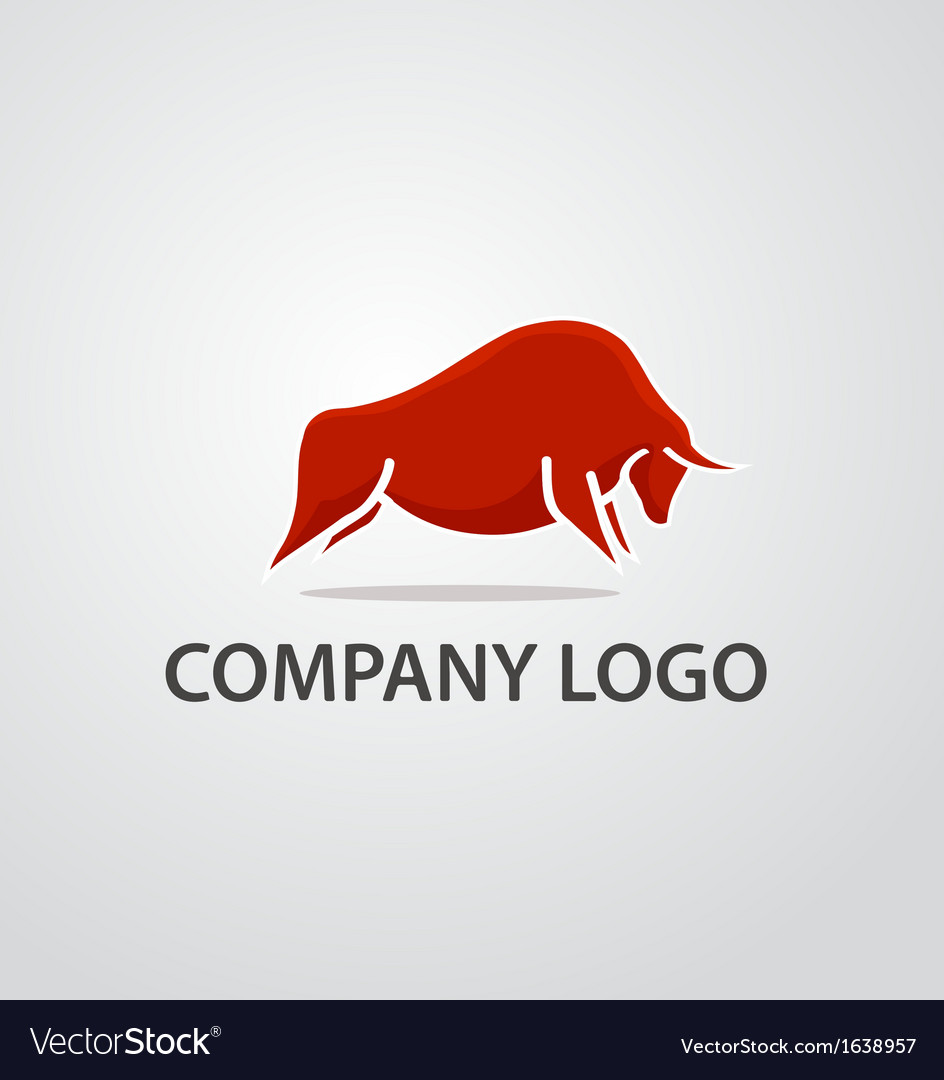 Buffalo logo vector | Price: 1 Credit (USD $1)