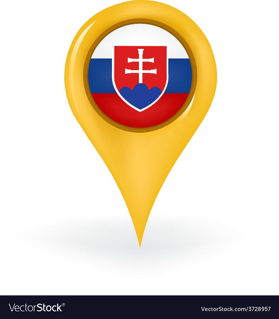 Location slovakia vector | Price: 1 Credit (USD $1)