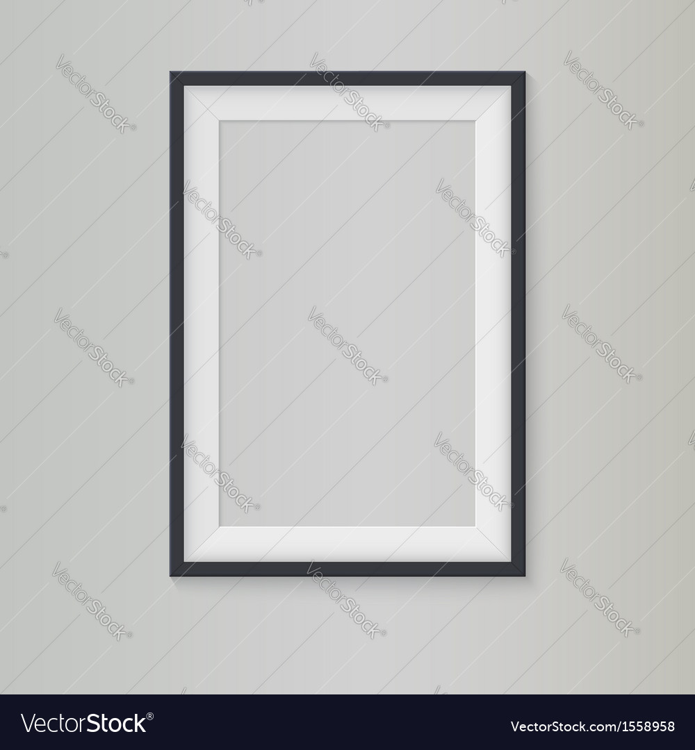 Blank frame vector | Price: 1 Credit (USD $1)