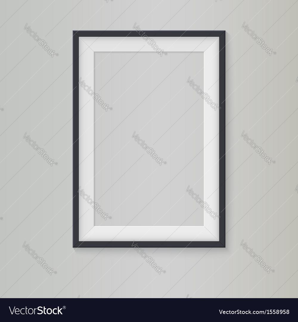 Blank frame vector | Price: 1 Credit (USD $1)