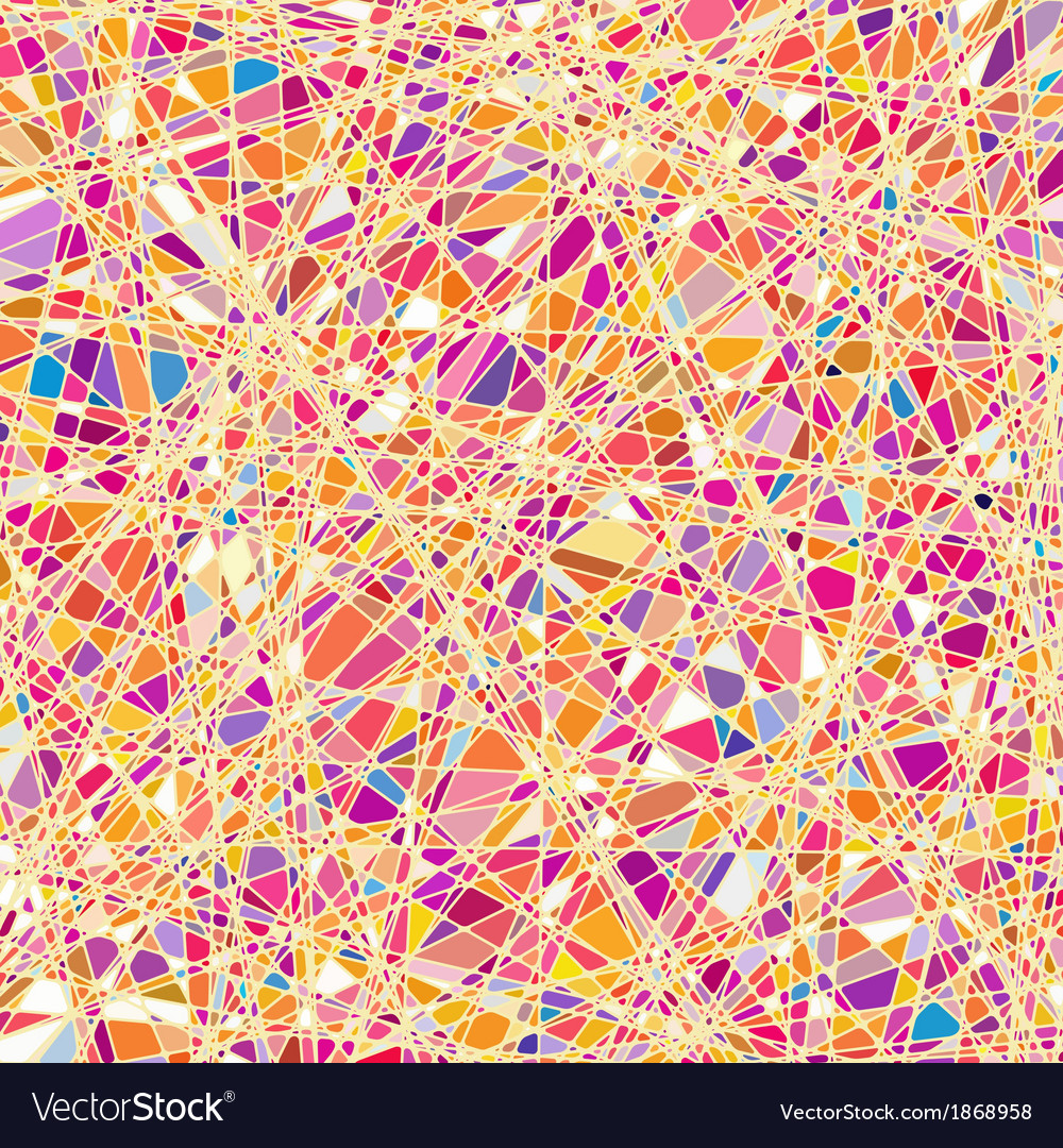 Stained glass texture in a purple tone eps 10 vector | Price: 1 Credit (USD $1)