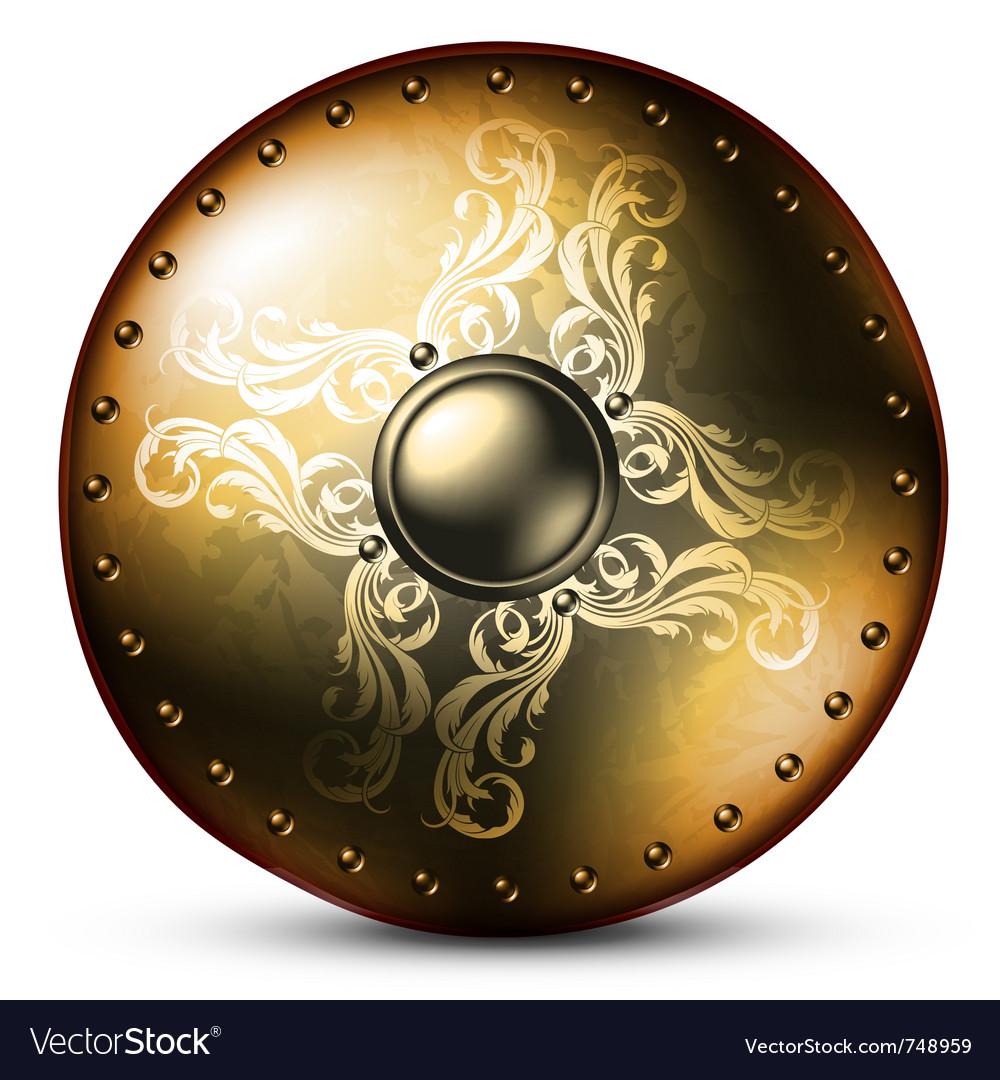 Shield celtic vector | Price: 3 Credit (USD $3)