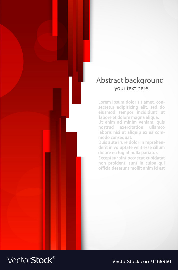 Abstract red background with lines vector | Price: 1 Credit (USD $1)