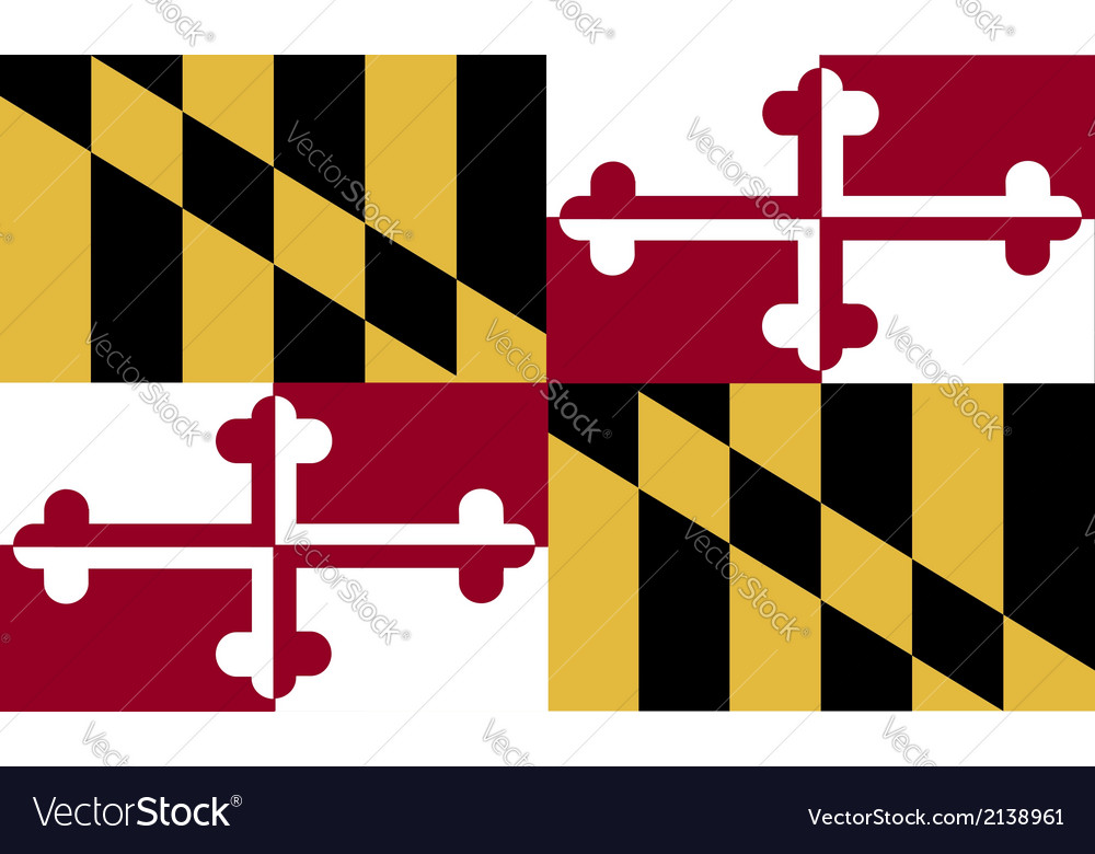 Maryland vector | Price: 1 Credit (USD $1)