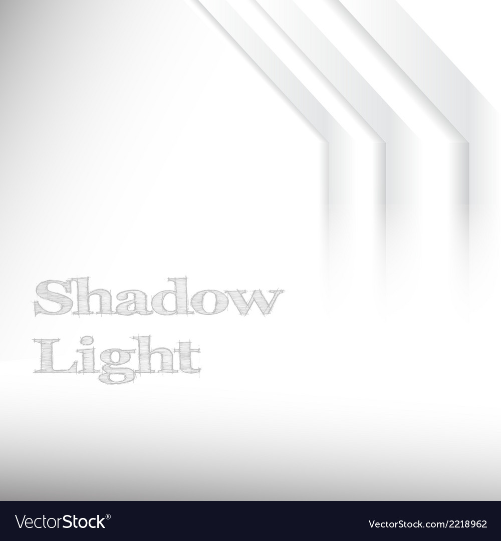 Shadow light vector | Price: 1 Credit (USD $1)
