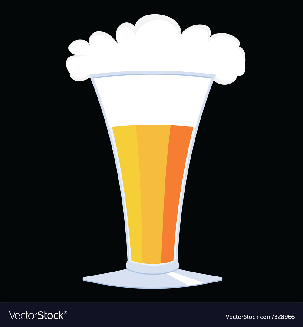 Glasses of beer vector   Price: 1 Credit (USD $1)