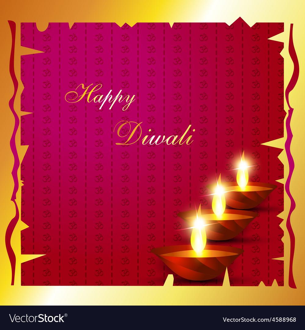 Diwali festival vector | Price: 1 Credit (USD $1)