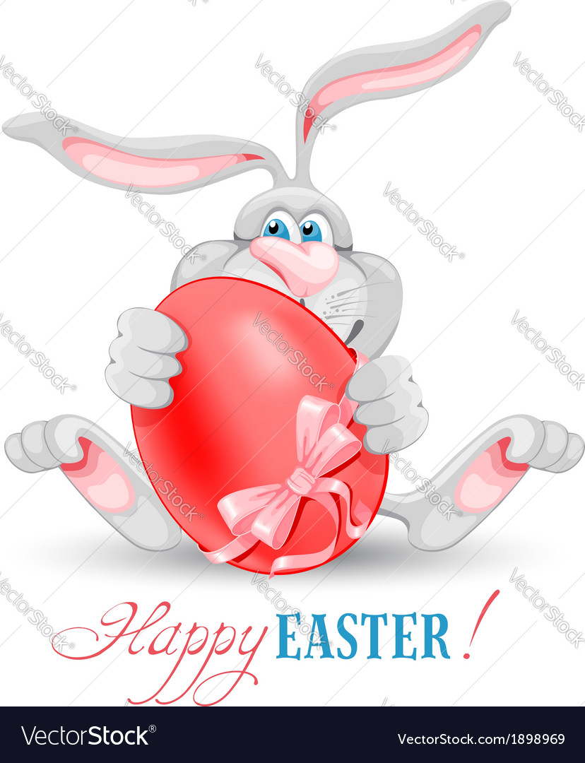 Happy easter vector | Price: 3 Credit (USD $3)