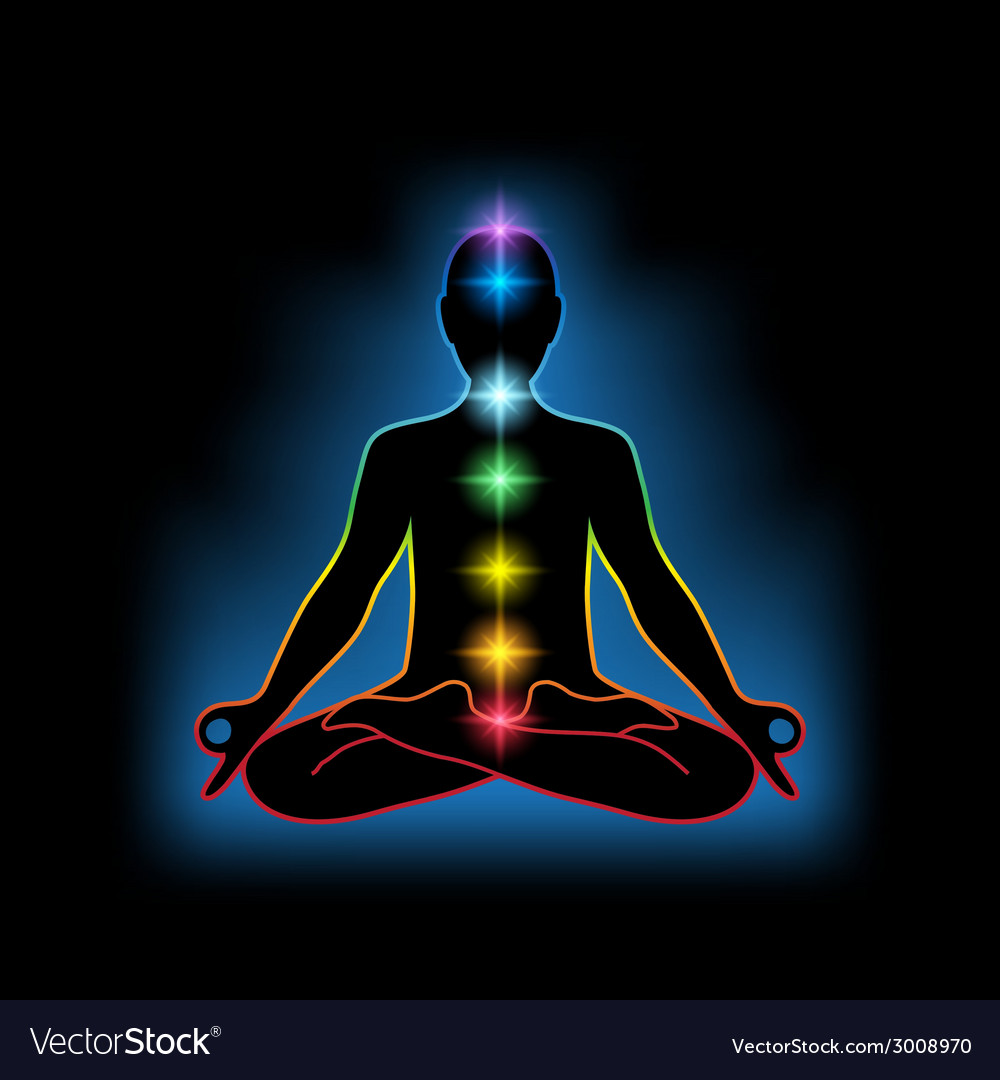 Chakras vector | Price: 1 Credit (USD $1)