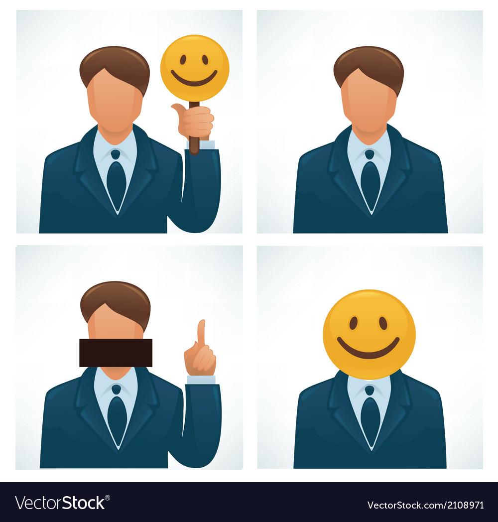 Business joke vector | Price: 1 Credit (USD $1)