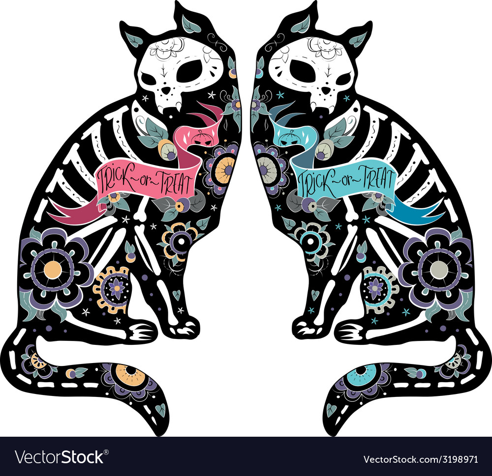 Colorfull cats cool vector   Price: 3 Credit (USD $3)