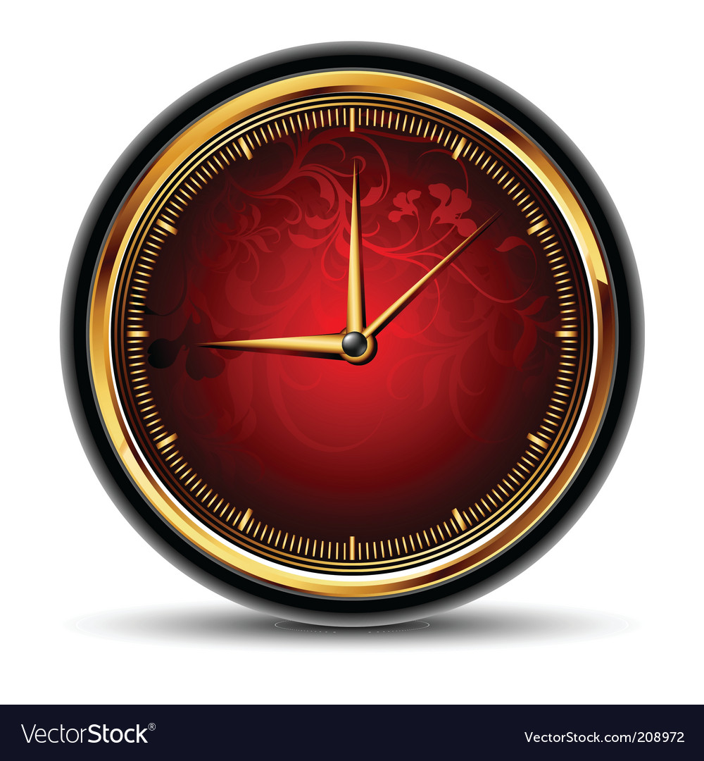 Clock icon vector | Price: 3 Credit (USD $3)