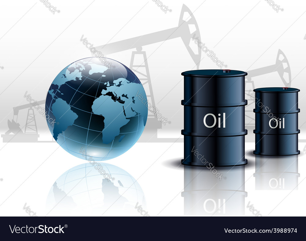 Oil pump oil rig energy industrial machine and vector   Price: 1 Credit (USD $1)
