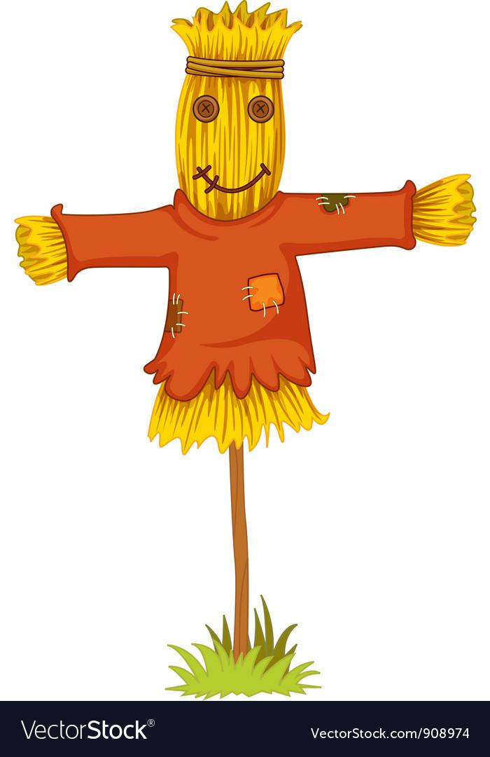 Scarecrow vector | Price: 3 Credit (USD $3)