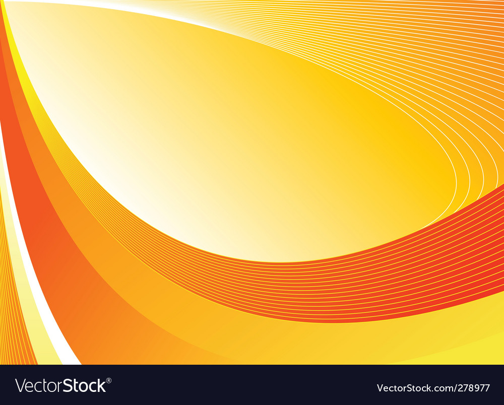 Yellow abstract vector | Price: 1 Credit (USD $1)
