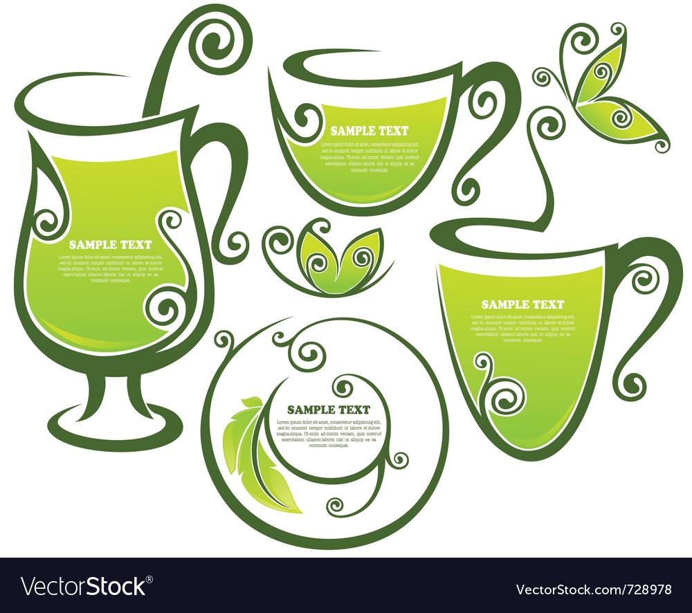 Healthy drinks vector | Price: 1 Credit (USD $1)