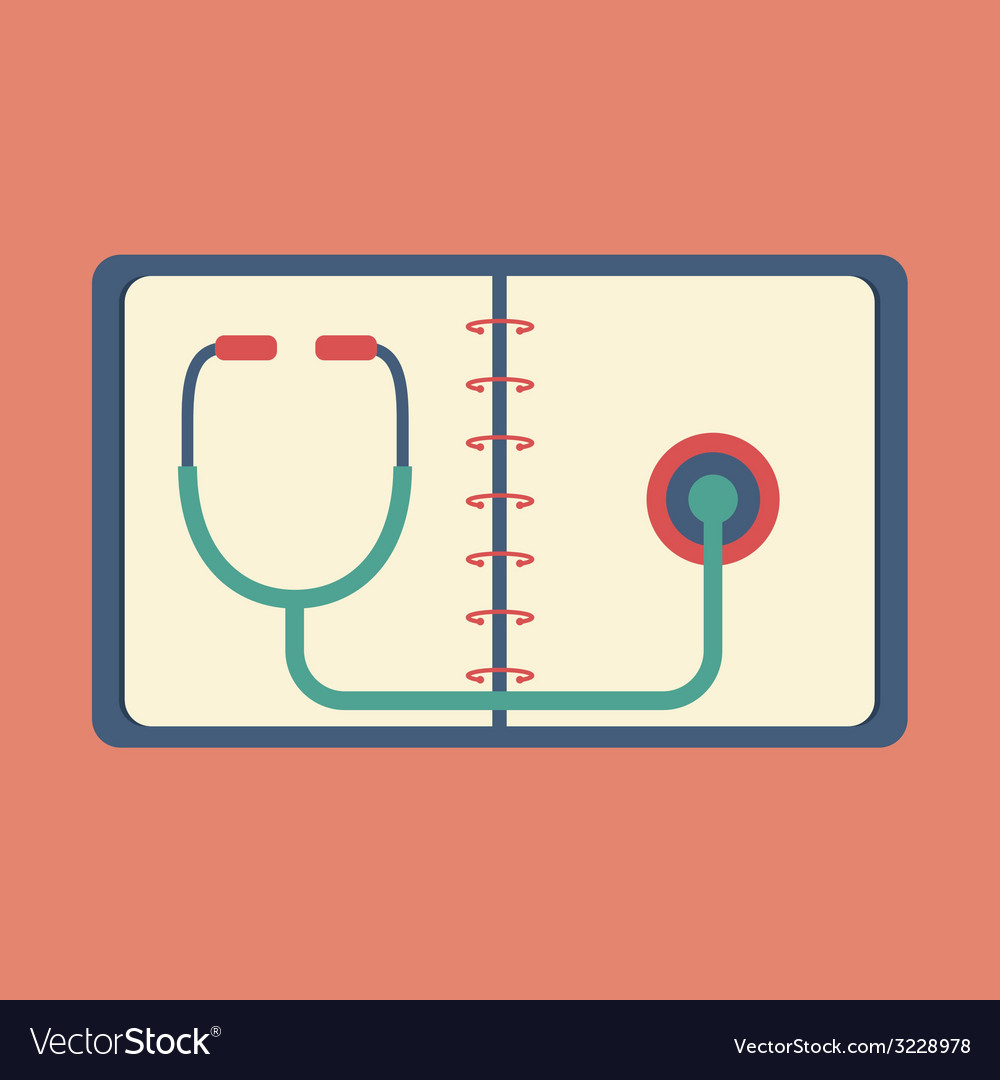 Medical knowledge concept vector | Price: 1 Credit (USD $1)
