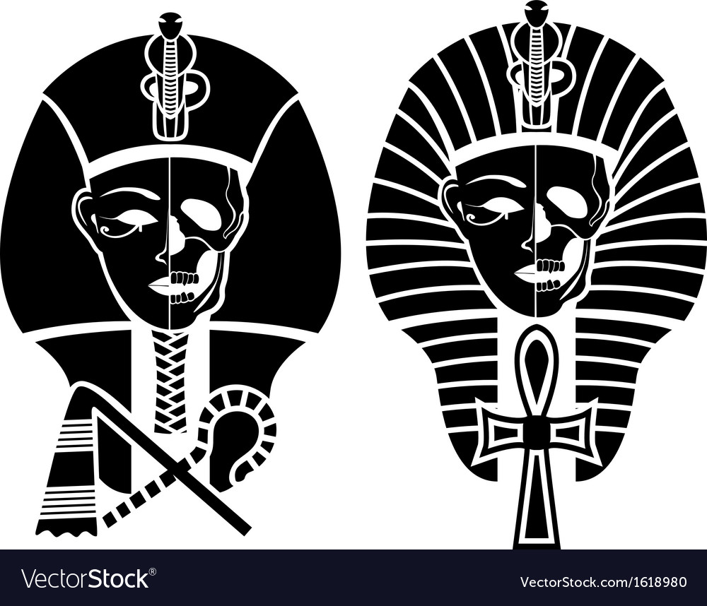 Egyptian symbol of death vector | Price: 1 Credit (USD $1)